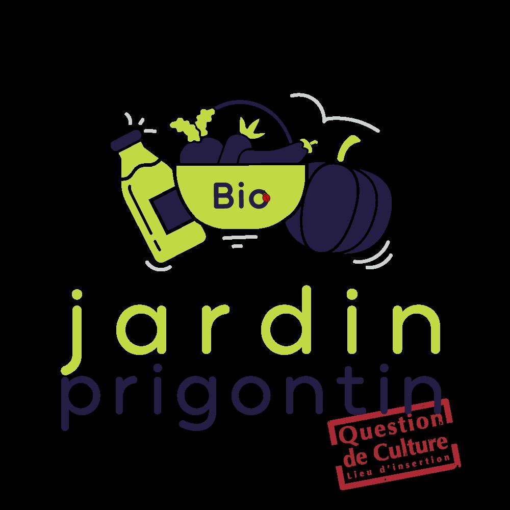 Logo du jardin prigontin