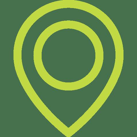 pictogramme de géolocalisation